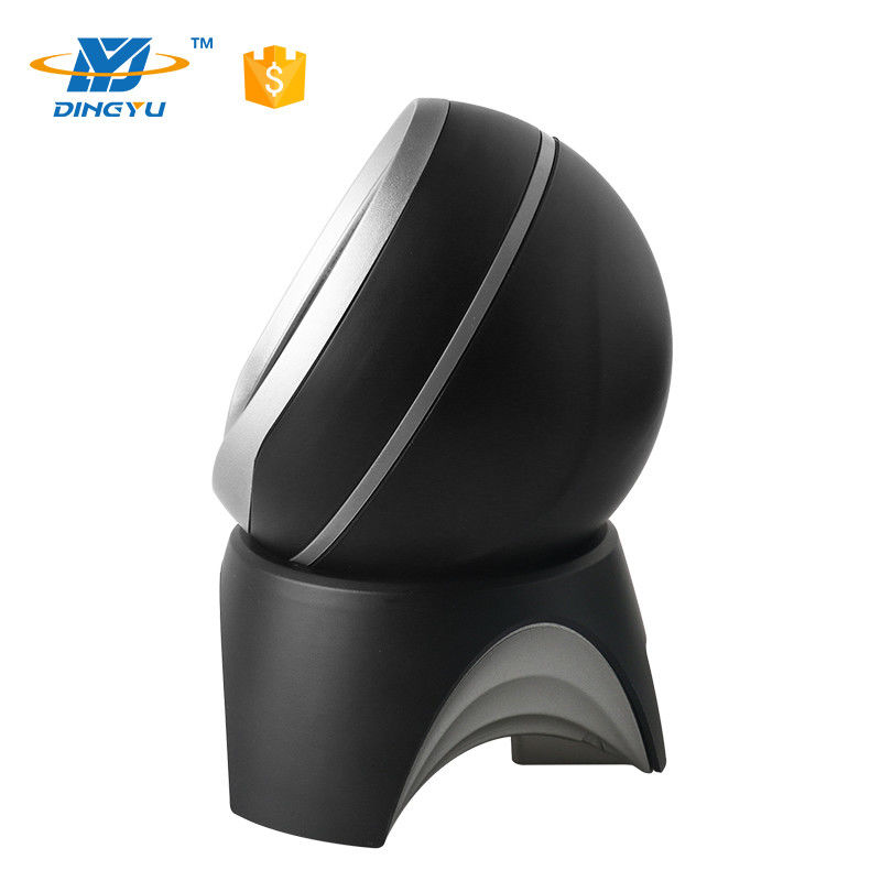 32 Bit CPU Omni Automatic Barcode Scanner For Store 4 Mil /0.1mm Resolution DP8500